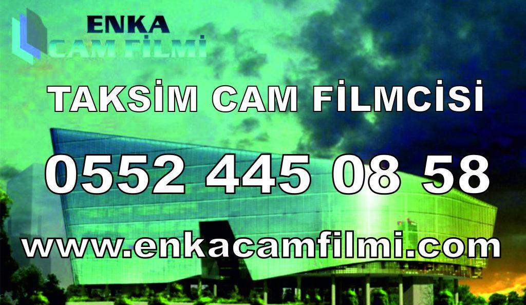 Taksim Cam Filmcisi